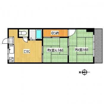 san 539 floorplan