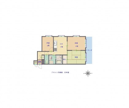 niban 803 floorplan