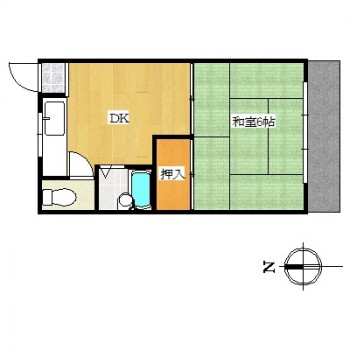 san 520 floorplan tatami
