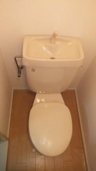 san 437 toilet